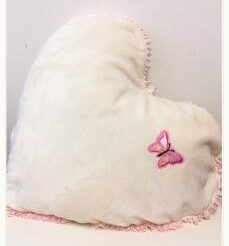 Cuscino per cani rosa