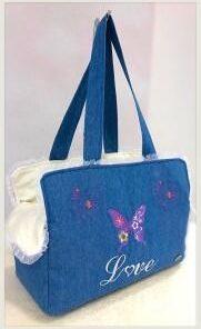 Borsa per cani Butterfly bag