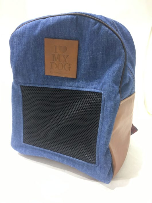 Zaino per cani Denim BackPack