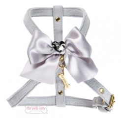 Pettorina Heart Bow