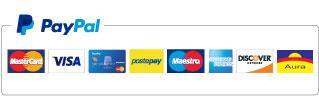 Logo PayPal pagamenti
