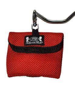 Portasacchetti rosso