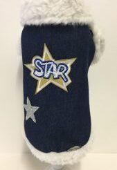 Cappotto cani Star