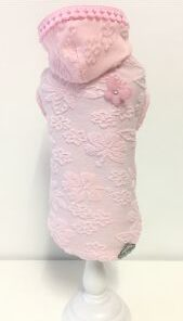 T-Shirt cani Tiffany rosa