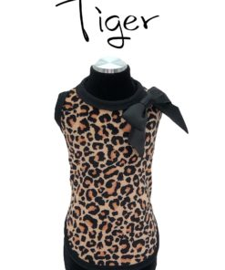 T-Shirt cani Tiger