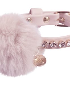 Collare cani Bijoux rosa baby