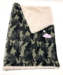 Coperta cani Camouflage