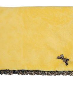Coperta per cani Chica gialla