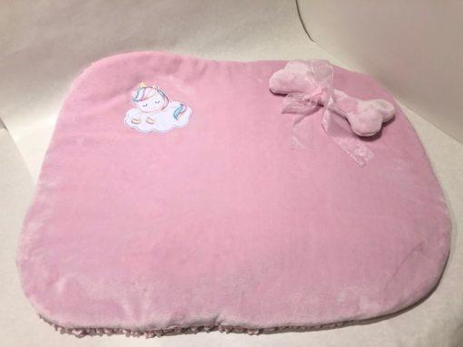 Tappettino Unicorno rosa