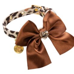 Collare Romantic Leopard per cani