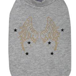 T-Shirt Angel Wings per cani