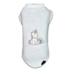 Pull cani unicorno